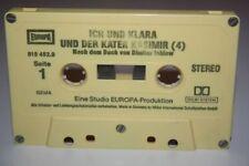 ICH UND KLARA UND DER KATER KASIMIR 4 - MC Kassette Hörspiel EUROPA nur MC