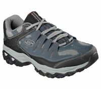 Skechers After Burn Memory Fit Men's Extra Wide Athleric Shoes