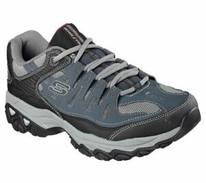 Skechers After Burn Memory Fit Men's Extra Wide Athletic Shoes