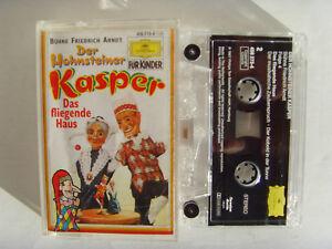 MC Kassette Der Hohnsteiner Kasper, Folge 4 Das fliegende Haus, DGG
