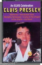 Elvis Presley - An Elvis Celebration - New 1987 Cassette Tape!