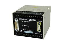 SIEMENS SENTRON COM 10 3VL9000-8AR00 PROFIBUS COMMS NODE COM10 NEW