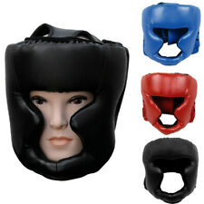 Adult Boxing Head Gear Protective Helmet Guard For MMA Training Protector