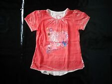 Tee-shirt rouge 10 ans MARESE TBE