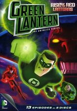 Green Lantern: The Animated Series - Season One, Part O (2012, REGION 1 DVD New)