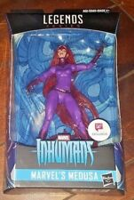 "NIP Marvel Legends Series- Inhumans: MARVEL'S MEDUSA 6"" Action Figure!"