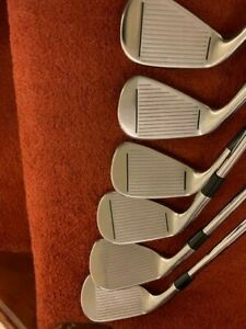 Taylormade PSi irons 5-PW in fine condition