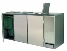 NordCap Abfallkühler Konfiskatkühler AFK 120-3Z Gastlando