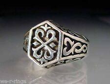 Sterling Silver .925   Celtic Ring     RG26/S