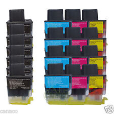 18 Pack LC41 Compatible ink cartridge for Brother MFC-210C MFC-420CN MFC-620CN