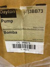 """DAYTON 3BB73 Manual Sump Pump 1/3 HP 1-1/2"""" NPT 65gpm @ 5' Head"""