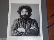 Jerry Garcia Art Print Grateful Dead Poster Baron Wolman SIGNED Photograph Photo