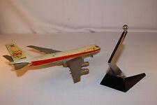 Aero Mini TWA 747 Jet Airplane with Stand