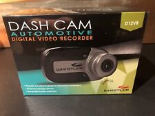 """New listing Whistler D12Vr - Dash Cam with 1.5"""" Screen and 1080p Hd"""