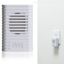 Wi-Fi Enabled Instant Indoor Speaker Ring App Chime Video Wireless Plug Doorbell