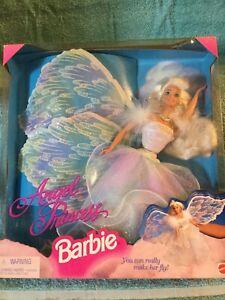 """MATTEL BARBIE """"ANGEL PRINCESS"""" BARBIE NIB NRFB very Pretty"""