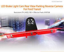 Parking Reversing Rear View Brake Light LED Backup Camera For Ford Transit Vans