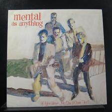 Mental As Anything - If You Leave Me, Can I Come Too? LP Mint- SP-4921 Promo