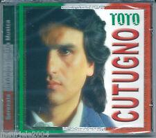 Toto Cutugno. I Successi (2000) CD NUOVO L'Italiano. America. Insieme 1992. Afri