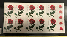 Australia 2014 Special Occasions Sheetlet Roses .Mint Never Hinged.