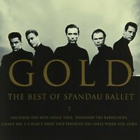 SPANDAU BALLET GOLD THE BEST OF CD ALBUM - Gift Idea - NEW OFFICIAL