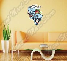 "Theater Mask Comedy Tragedy Actor Show Wall Sticker Room Interior Decor 20""X25"""