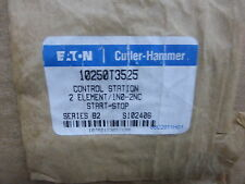 EATON CUTLER-HAMMER 10250T-3525 *NEW SEALED BOX* CONTROL STATION (13C4)