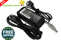 Genuine Lenovo Thinkpad T420 T410 T430 T520 X200 X230 20V 3.25A Adapter Charger