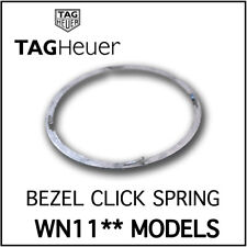 Rotating Bezel Click Spring Stainless Steel Swiss Made For TAG Heuer WN11 Models