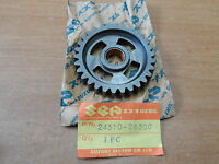 NOS OEM Suzuki First Driven Gear 1974-1976 TM100 TM125 Off Road 24310-28300