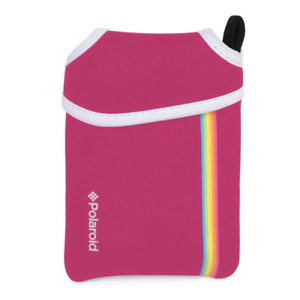 Polaroid Neoprene Pouch (For Snap Instant Digital Print Camera) - PInk - New