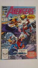 Avengers #316 April 1990 Marvel Comics Endgame Spider-Man