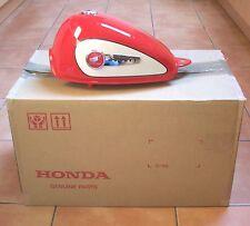 Original réservoir réservoir Fuel gaz pétrole rouge Honda Monkey z 50 J NEUF