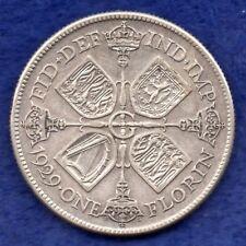 Great Britain, George V, 1929 Florin (Ref. c3604)