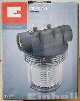 Einhell Vorfilter 12 cm Wasserpumpenfilter 4000 l/h Pumpenfilter