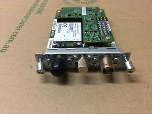 CISCO EHWIC-4G-LTE-AU MC7304 WAN Interface Card HSPA+ LTE