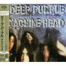 NEW DEEP PURPLE MACHINE HEAD JAPAN HYBRID SACD WPCR-14166 Japan with Tracking