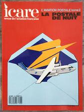 "ICARE n° 126 ""La postale tome 2 La postale de nuit"""