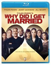 Tyler Perry's Why Did I Get Married [New Blu-ray] Ac-3/Dolby Digital, Dolby, D