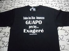 Large- Spanish Humour Cancun Mexico Caribbean Brand T- Shirt