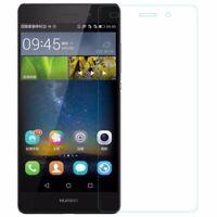 5 X Huawei P8 Lite Blindé Verre de Protection Affichage Folie Effacer Film