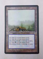 Burshland - Ice Age (Magic/mtg) Land