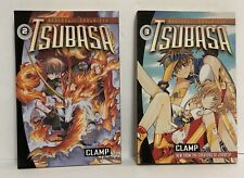 Lot Japan Tsubasa Reservoir Chronicle Volumes 2 & 3 Clamp Manga Chobits