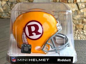 WASHINGTON REDSKINS 1970-1971 Riddell VSR4 NFL Mini Throwback Football Helmet