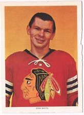 1963-65 Chex Photo Hockey Card Stan Mikita