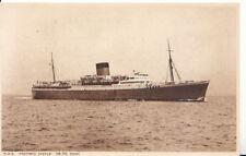 "Shipping Postcard - R.M.S. ""Pretoria Castle"" - [28,705 Tons] - Ref ZZ5625"