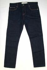 Womens Abercrombie & Fitch Skinny Jeans Size 2 Dark Wash 26 Straight A05