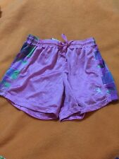 Lacrosse Unlimted Womens Adult Small Pink Shorts