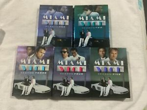 Miami Vice - The Complete TV Series 1 to 5
