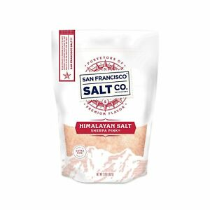 Sherpa Pink Himalayan Salt - 2 lbs. Extra-Fine Grain 2 Pound (Pack of 1)